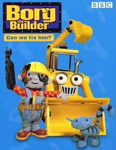 Borg The Builder: can we fix him?