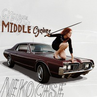 Middle Cyclone album cover