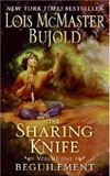 Lois McMaster Bujold - The Sharing Knife, volume one: Beguilement
