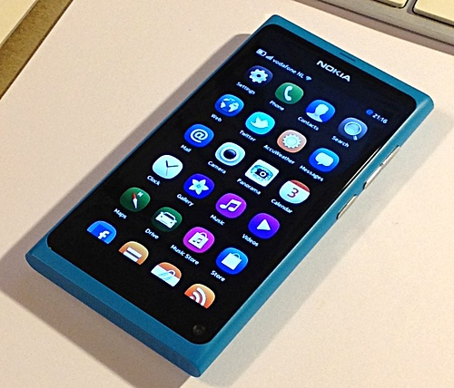 Notes from using the Nokia N9 – Legends of the Sun Pig