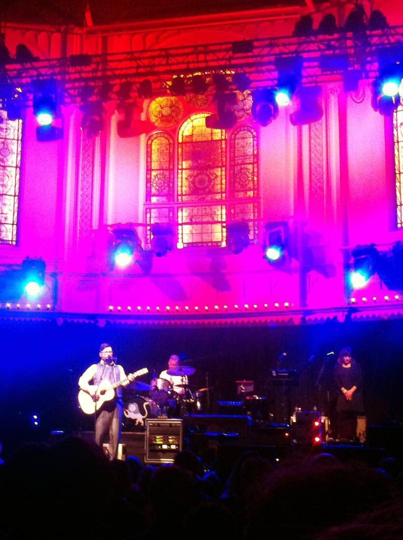 The Decemberists at Paradiso