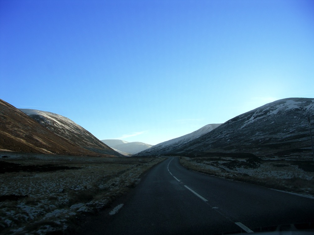Glenshee, looking ridiculously amazing