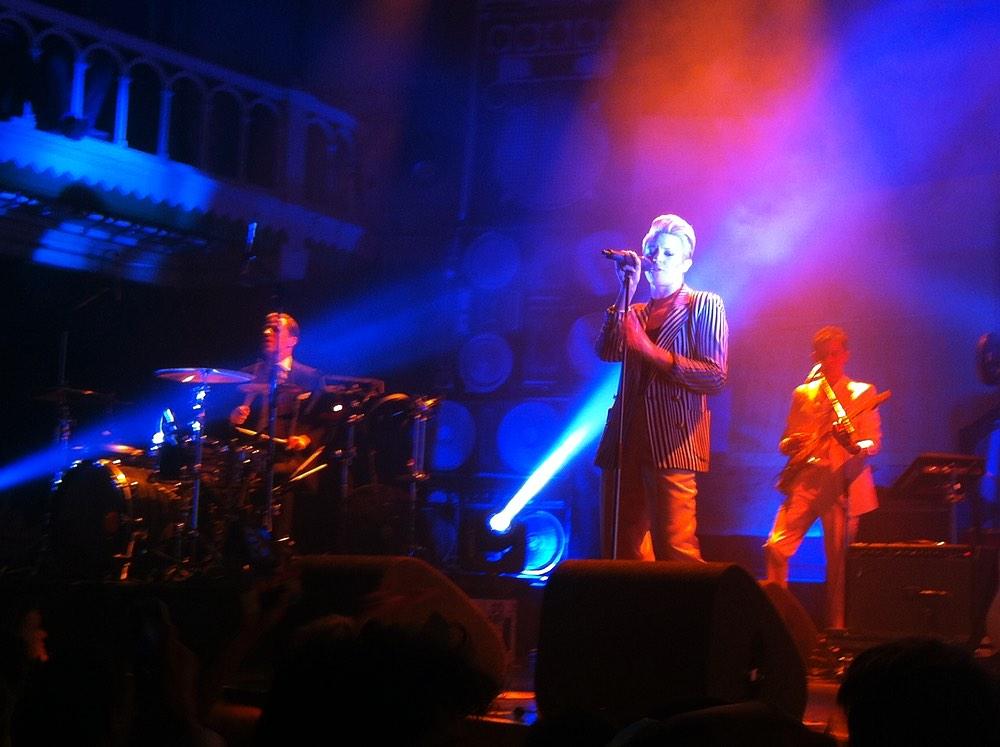 La Roux at Paradiso