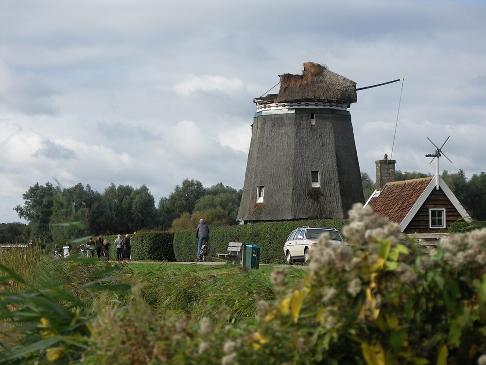 Twiskemolen without its blades