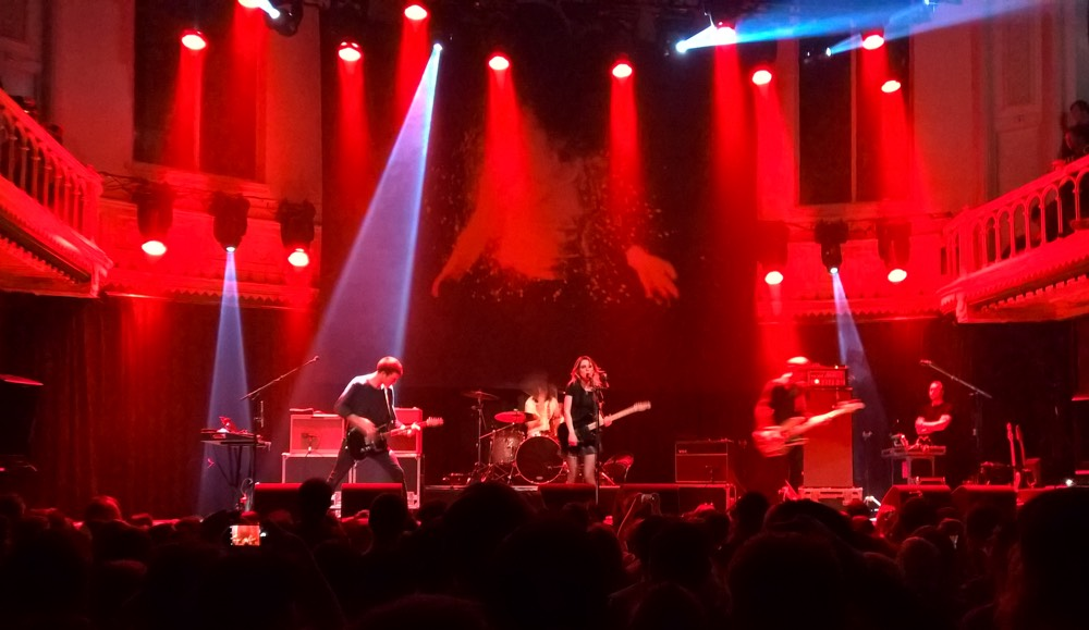 wolf alice at paradiso