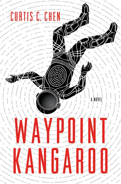 Book cover for Waypoint Kangaroo by Curtis C. Chen