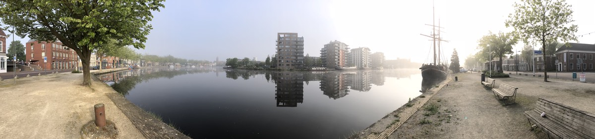 Wormerveer panorama
