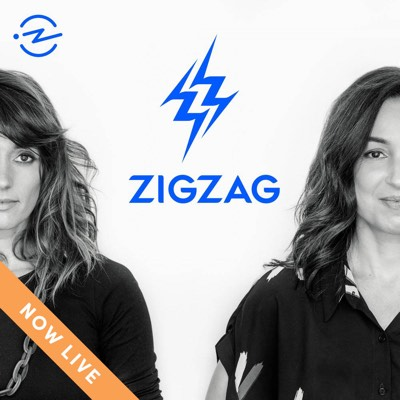 Cover image for the ZigZag podcast