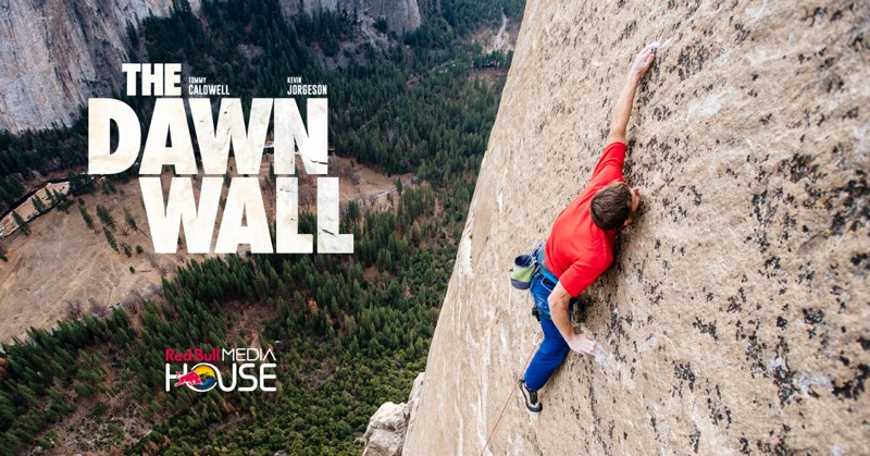 Dawn Wall movie poster